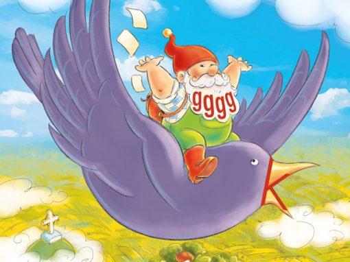 Kinderbuch Girgel & Klecks