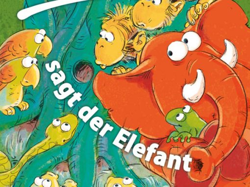 Kinderbuch SCH Elefant