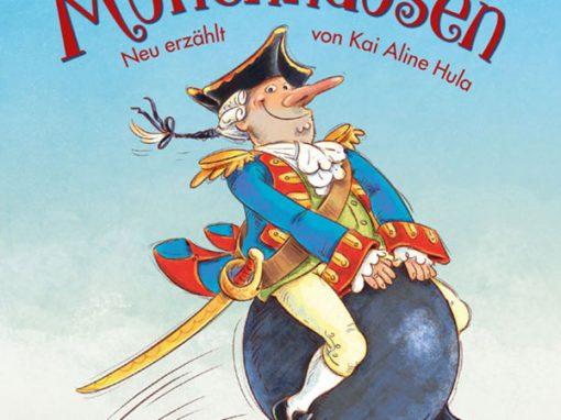 Kinderbuch Münchhausen
