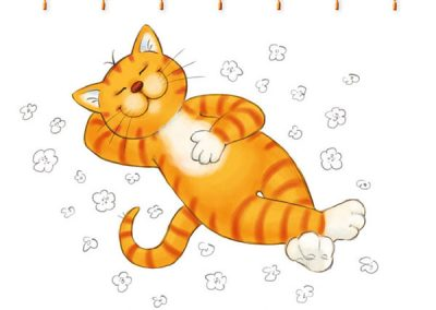 Geschenkbuch Oommh-Katze
